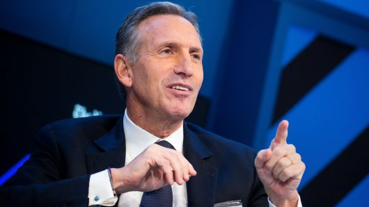 Ex-Starbucks CEO Howard Schultz weighs independent bid for presidency, denounces 'revenge politics'