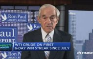 Texas libertarian Ron Paul: We don't need Trump's border wall to stop illegal immigration
