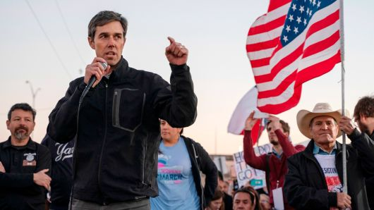 Former Obama bundler reaching out to top Democratic Party donors to gain support for Beto O'Rourke's 2020 candidacy