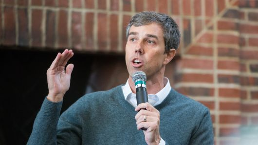 Major Obama fundraiser Mark Gallogly looks likely to support Beto O'Rourke in 2020 run for president