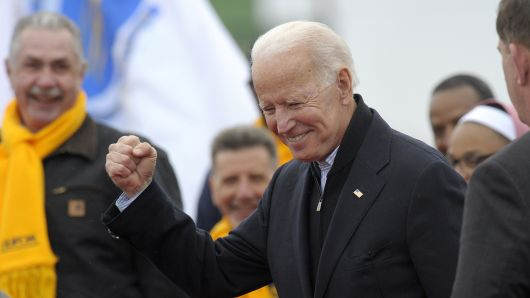 Former Vice President Joe Biden launches 2020 presidential campaign