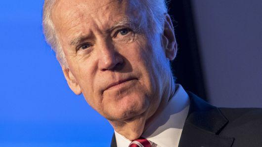 Trump attacks potential 2020 rival Joe Biden in market-moving tweets about China trade negotiations