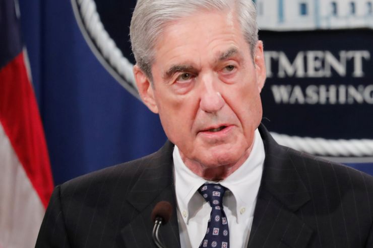 Special counsel Robert Mueller: 'If we had had confidence that' President Trump 'clearly did not commit a crime, we would have said so'