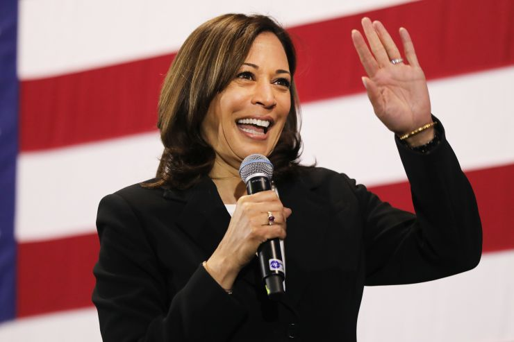 Kamala Harris is slated to attend a Hamptons fundraiser hosted by public relations executive Michael Kempner