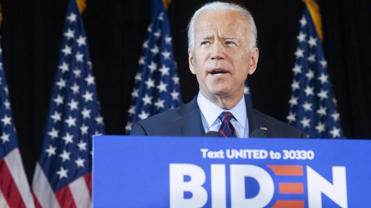 Biden says his campaign raised $15 million in third quarter, less than Sanders and Buttigieg