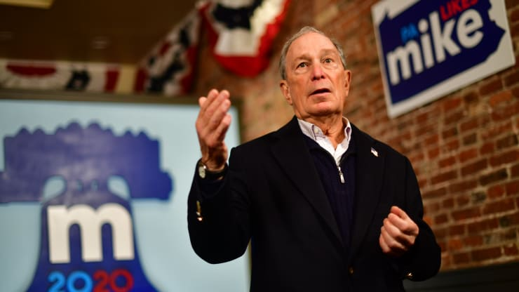 Bloomberg campaign vendor used prison labor to make calls for 2020 presidential bid