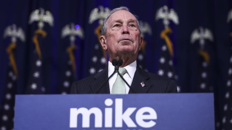 Trump campaign revokes credentials for Bloomberg News reporters over decision not to investigate 2020 Dems