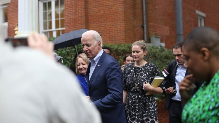 Joe Biden is riding high in South Carolina. With Super Tuesday in just days, it might not be enough