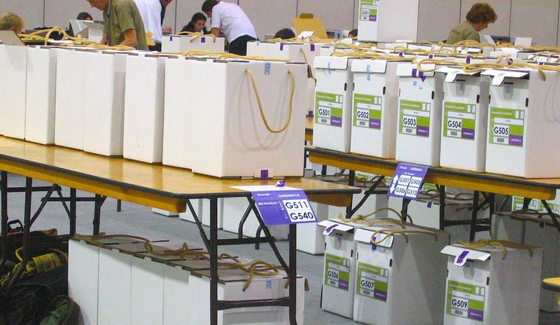 Holding safe elections under Coronavirus