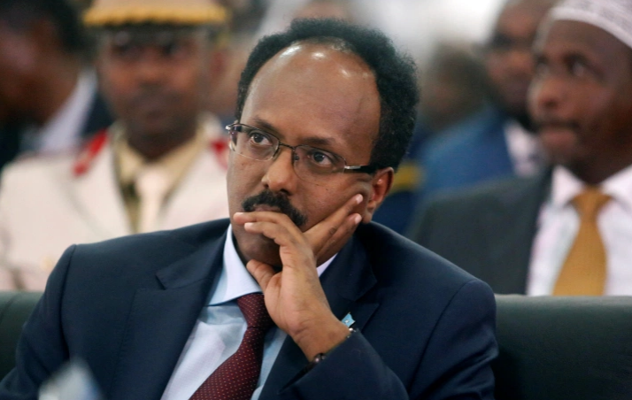 What is delaying Somalia's elections?
